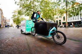 Elektrische bakfiets: hip en trending, maar vooral duurzaam op de last mile