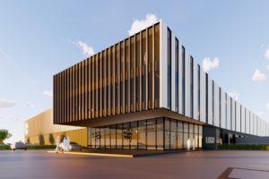 Heembouw bouwt distributiecentrum in Amstelveen