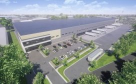 Hercuton bouwt opnieuw groot distributiecentrum in Zaltbommel