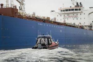 Havenbedrijf test varende drone