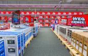 Logistieke problemen Mediamarkt: oorzaken bekend einde in zicht