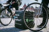 Packaly bindt strijd aan met pakketbezorgers met snelheid en de fiets