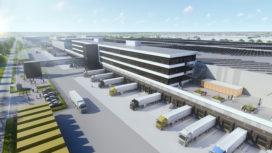 Zalando bouwt grootste en meest geautomatiseerde distributiecentrum in Nederland