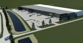 Vliegtuigmaaltijdendistributeur bouwt distributiecentrum in Steenbergen