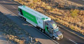 UPS investeert in autonoom transport startup TuSimple