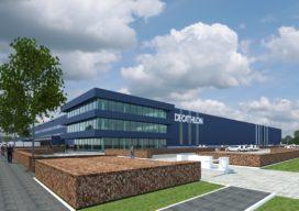 Decathlon realiseert nieuw dc op herontwikkelingslocatie in Tilburg