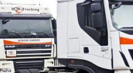 Don Trucking  opent route naar Pakistan en China