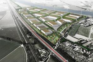 DistriPark Dordrecht: nieuwste logistieke hotspot van Nederland