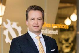 Lars Brzoska is de nieuwe topman van Jungheinrich