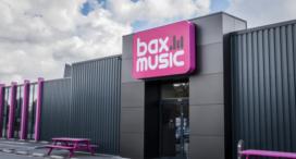 Bax Music neemt nieuw magazijn in gebruik