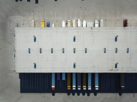 Investeringsgigant Blackstone richt nieuw bedrijf op voor logistiek vastgoed