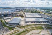 Nieuw distributiecentrum voor P&O Ferrymasters in Rotterdamse Europoort