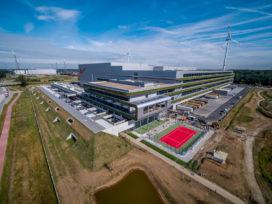 Nike opent zesde EMEA-distributiecentrum in België
