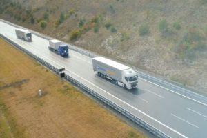 Continental en Knorr-Bremse lanceren platooning demonstrator