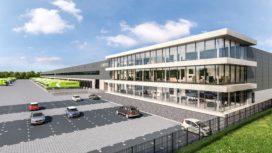 Westerman Multimodal start bouwt nieuw hoofdkantoor en warehouse