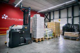 Dillewijn Zwapak automatiseert distributiecentrum