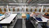 Mens en werkplek maken geautomatiseerd Wehkamp-magazijn flexibel