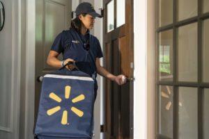 Walmart bezorgt boodschappen tot in koelkast