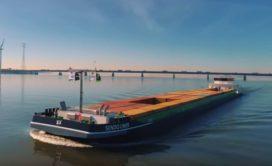 Duurzaamheid: het nieuwste wapen voor de binnenvaart