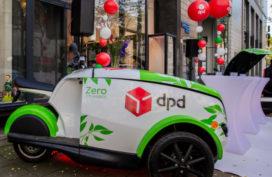 DPD start pilot emissievrije pakketbezorging