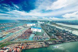 Havenbedrijf Rotterdam lanceert track&trace containers
