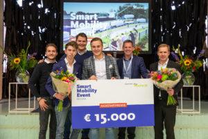 Waalwijk maakt werkt van smart mobility