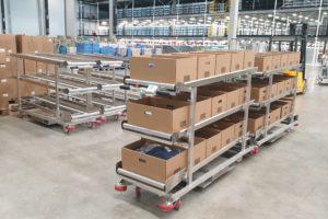 Orderpickkar zwaar? Nederlandse start-up heeft de oplossing
