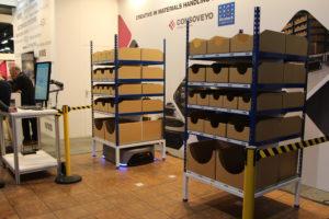 Lease constructie voor Ierse pickrobot van Costo