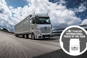 Mercedes-Benz Actros is International Truck of the Year 2020
