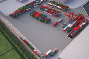 GVT realiseert 'unieke' trimodale containerterminal in Tilburg