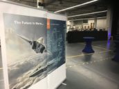 Europees distributiecentrum F-35 officieel geopend