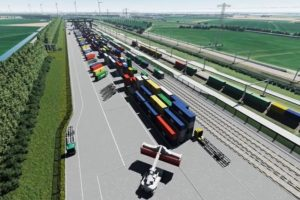 Stikstofcrisis: Railterminal Valburg en Logistiek Park Moerdijk de klos