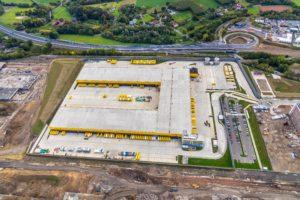 DHL opent Europa's grootste sorteercentrum