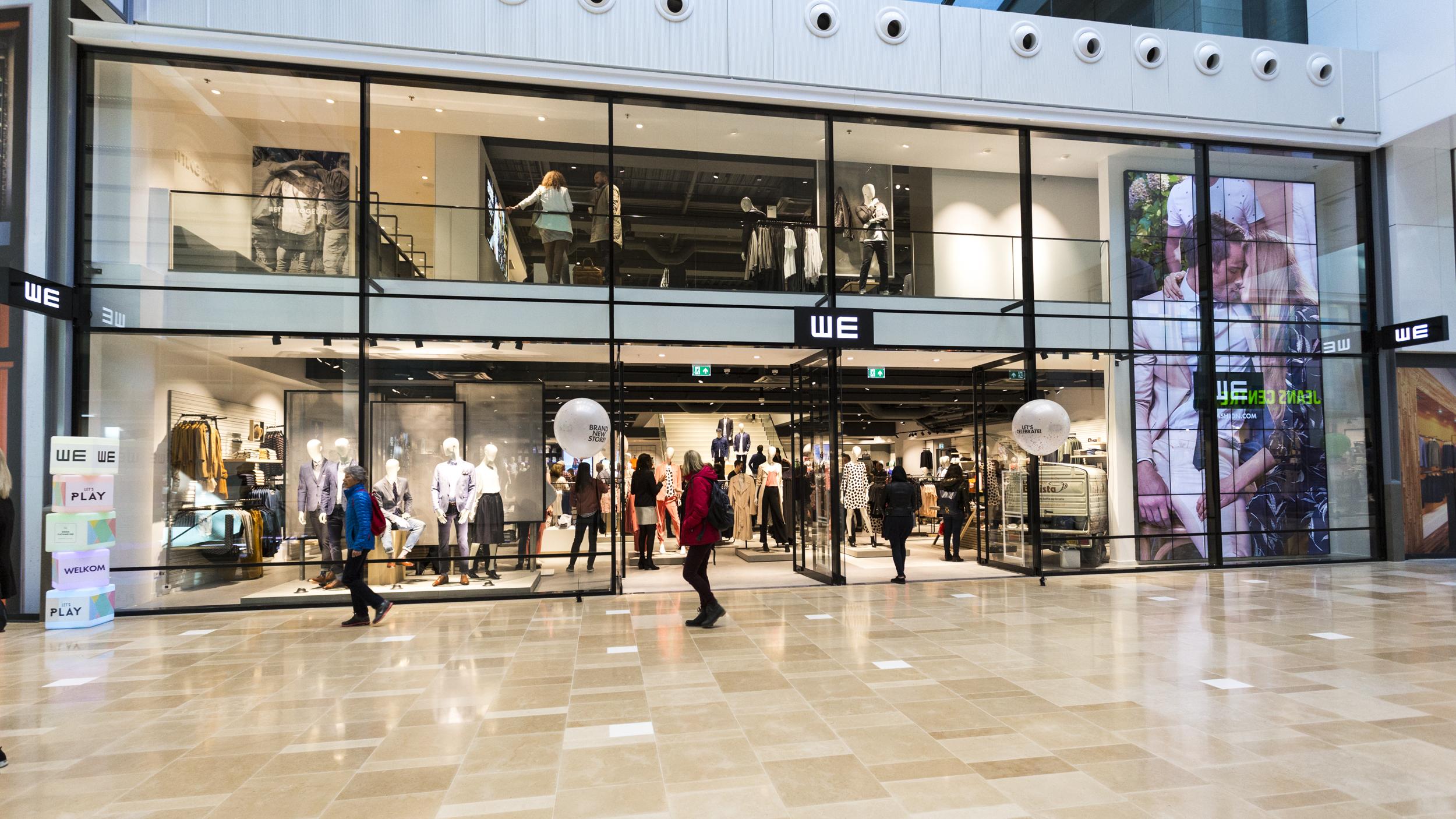 WE Fashion investeert in planningstechnologie om omnichannel