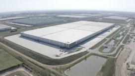 Distributiecentrum Nunner krijgt 'krachtigste zonnedak' van Europa