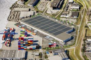 Goodman bouwt mega-dc op brownfieldlocatie in Alblasserdam