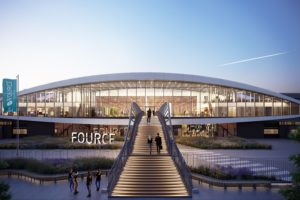 Fource Logistics start bouw centraal dc met shuttle systeem