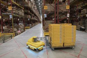 Robots moeten DHL laten groeien