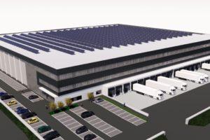 Nieuw koelhuis en logistiek centrum voor Kivits-Goes in Ridderkerk