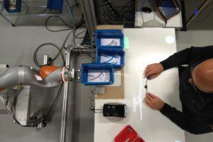 Testen met magazijnrobots? Vijf locaties waar het gebeurt