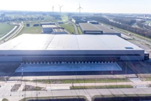 Sligro huurt voor 15 jaar nieuw distributiecentrum in Vianen