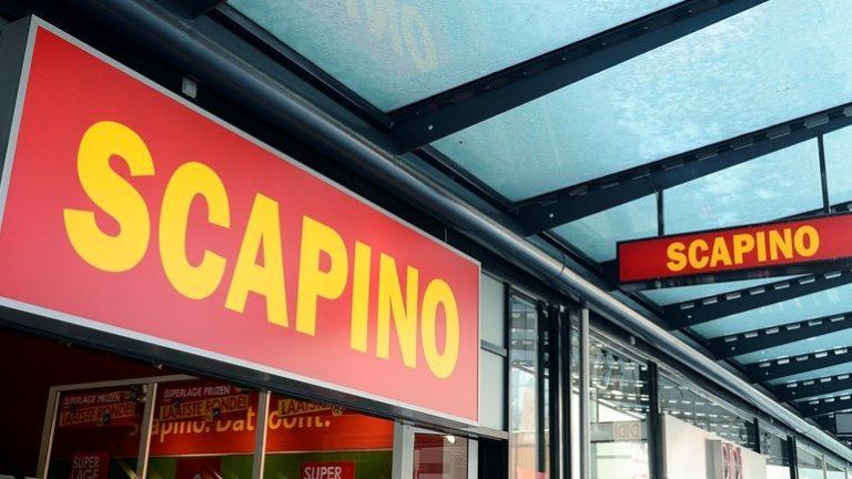Ook Scapino winkels worden e commerce magazijnen Logistiek