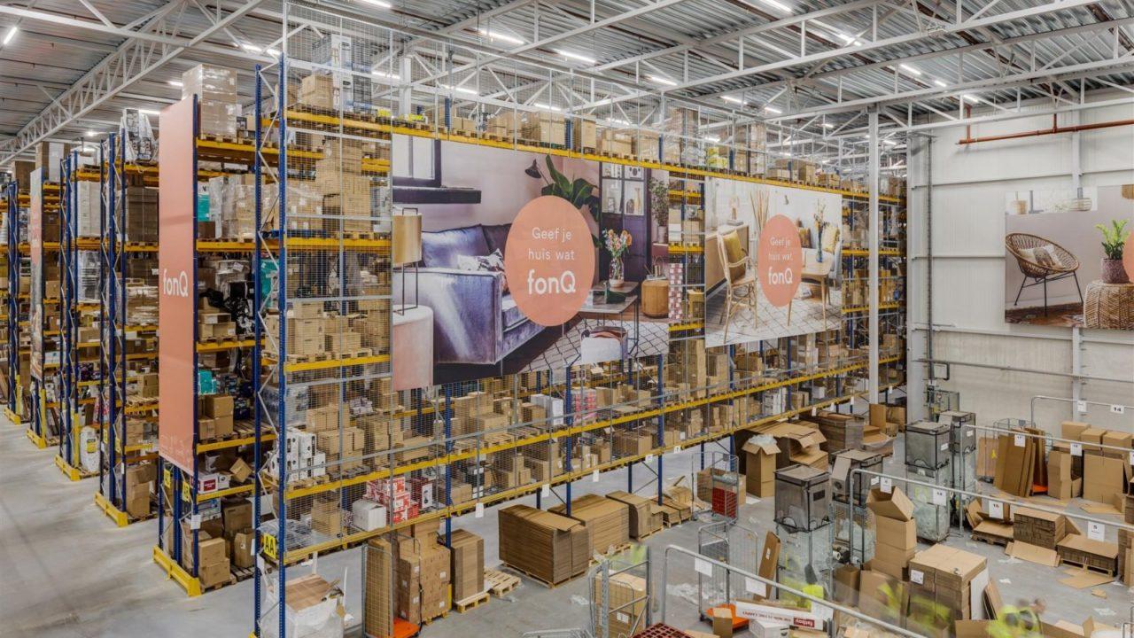 Fonq Is Webwinkel Van Het Jaar Blokker Beste In Logistiek Logistiek